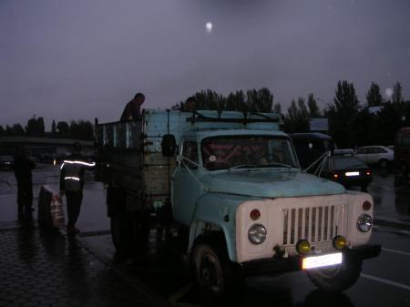 rétro 2005 - Asie centrale -La Kirghizie