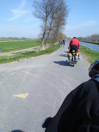 Entre Oostende et Bruges...